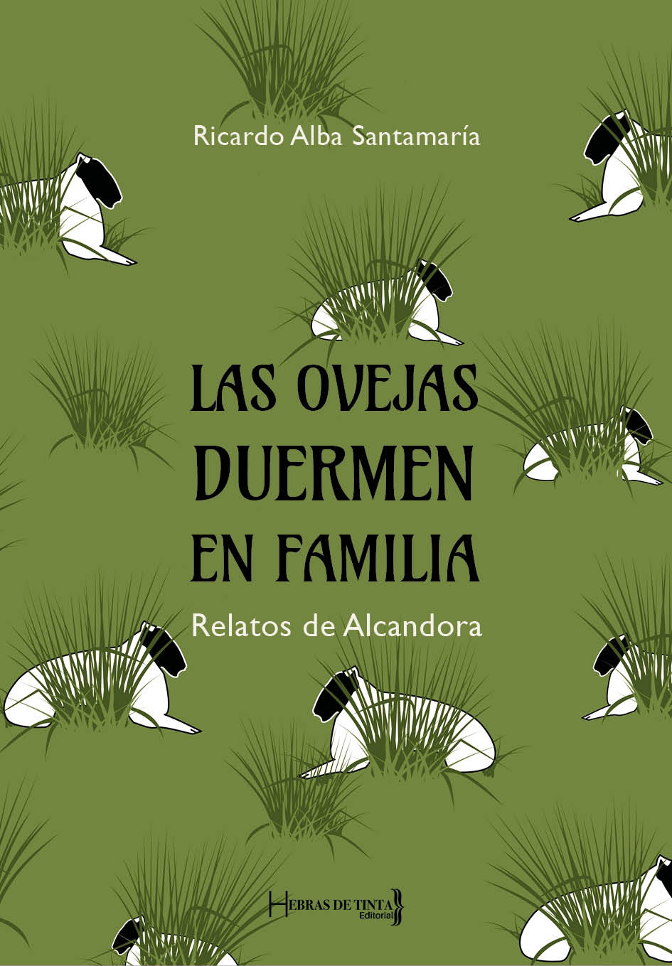 PORTADA DE LAS OVEJAS DUERMEN EN FAMILIA